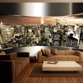 Papier peint - Panorama de New York