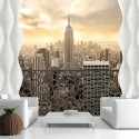Papier peint - Light of New York