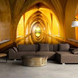 Papier peint - The Golden Corridor