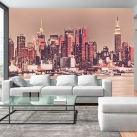 Papier peint - NY - Midtown Manhattan Skyline